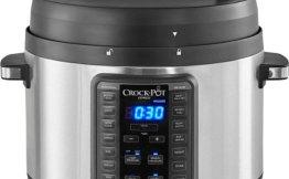 $69.99 Crock-Pot 10qt Digital Multi Cooker!