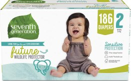 40% Off Seventh Generation Diapers!