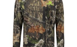 $2.99 Mossy Oak Men's All Over Camo Long Sleeve Tee
