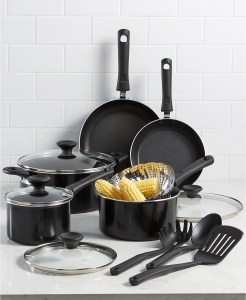 Tools of The Trade Stainless Steel Cookware $37.99