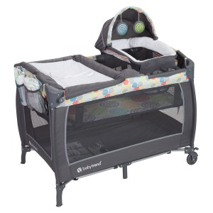 Baby Trend Lil Snooze Deluxe II Nursery Center Playard $78.99