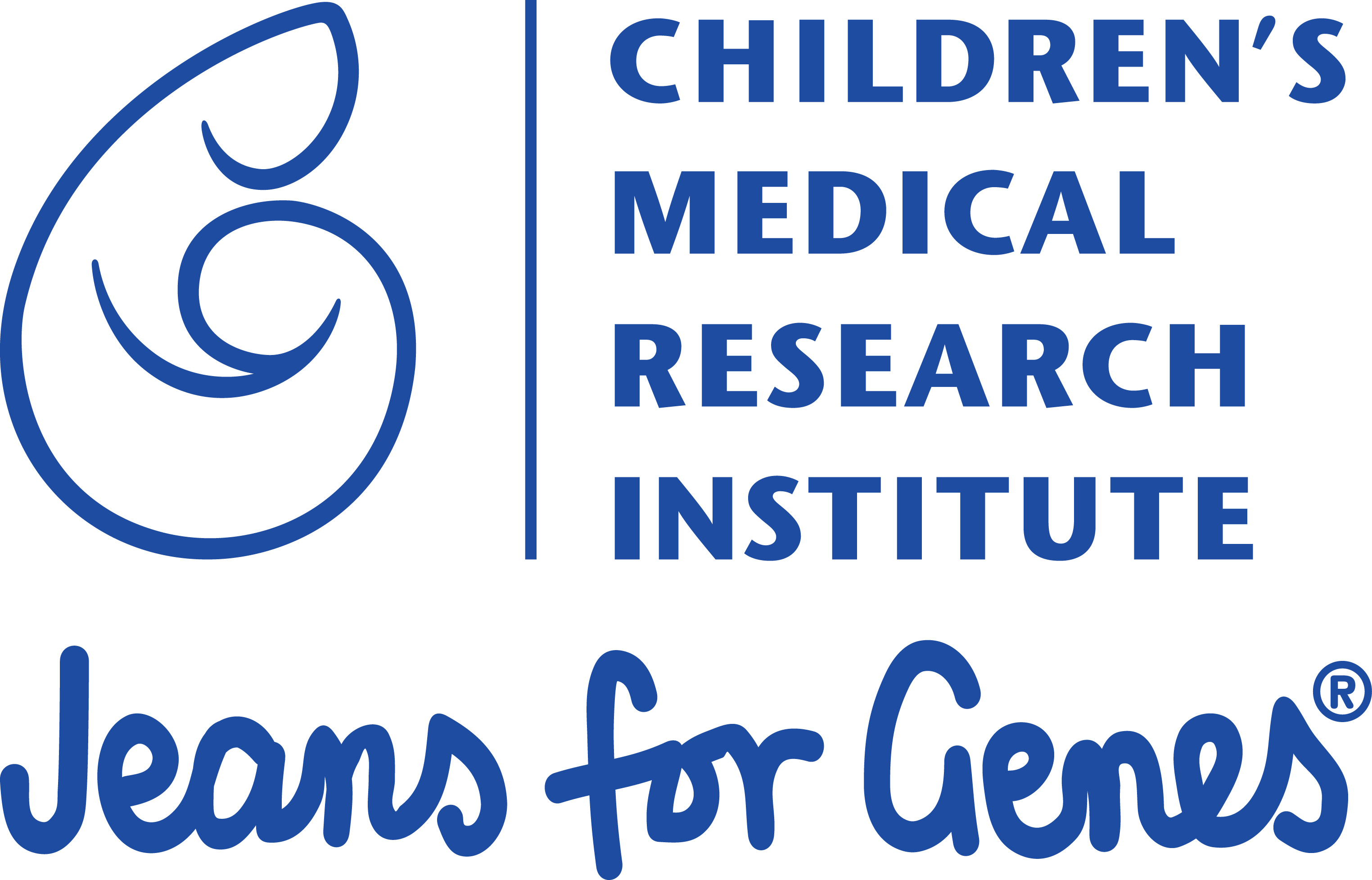 Logo Children´s medical research Institute