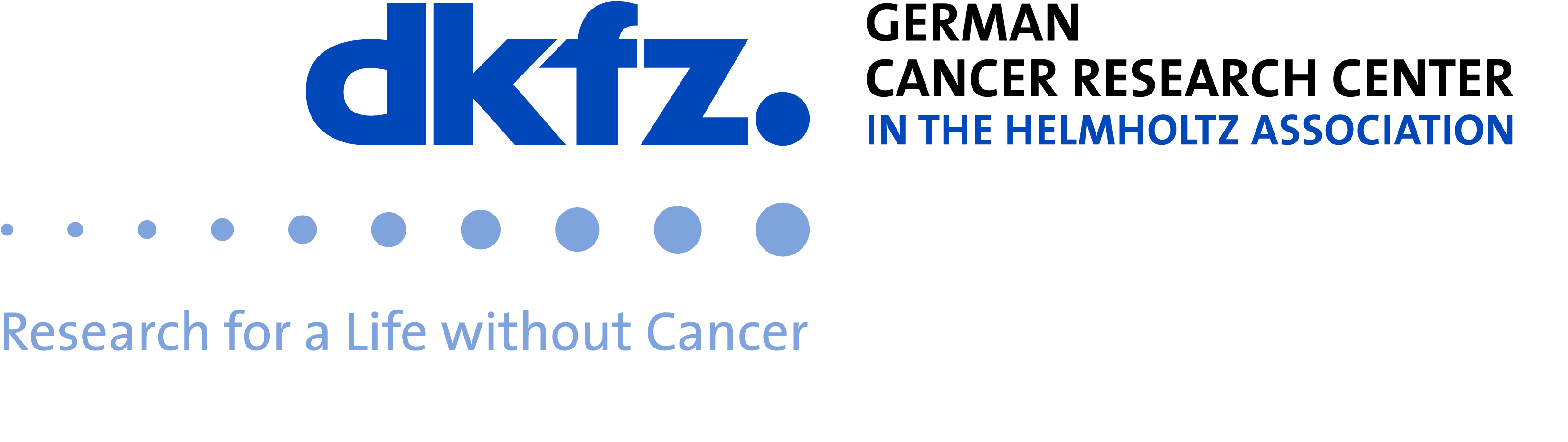Logo DKFZ German Cancer Research Center