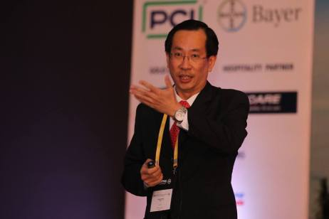 Dr. Chow-Yang Lee from Malaysia
