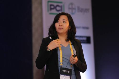 Dr. Su Yee Lim from Bayer, Singapore