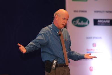 Mr. Bobby Corrigan, a world renowned speaker on rodents