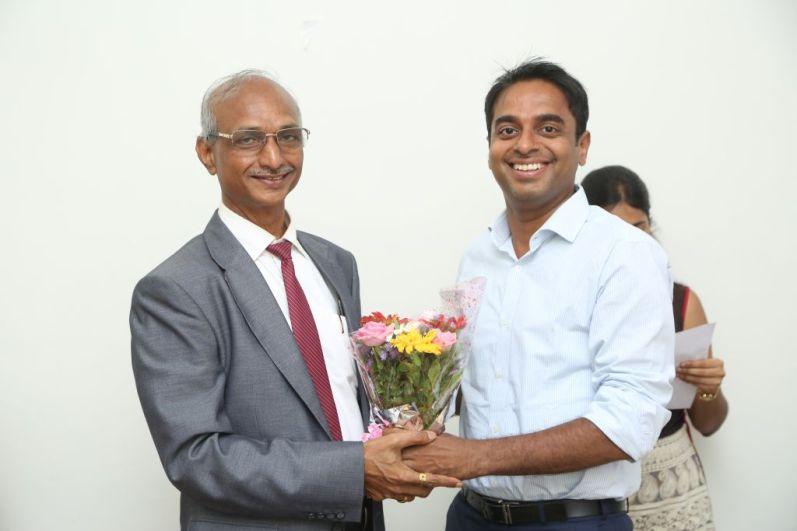 Dhanraj Bendale and Siddharth Balwani