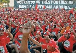 Marcha do MST