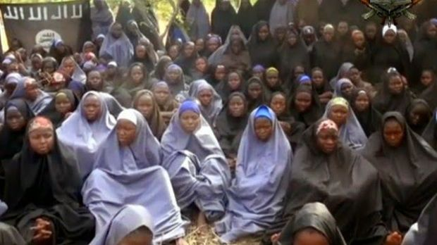 Puported-video-of-kidnapped-Nigerian-girls