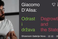 Giacomo D'Alisa: Odrast i država