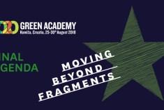 Finalni program Zelene akademije 2018.!