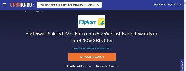 How to Make Money While Shopping Online – Amazon/Flipkart 2