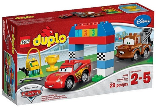 LEGO CARS ARABALAR