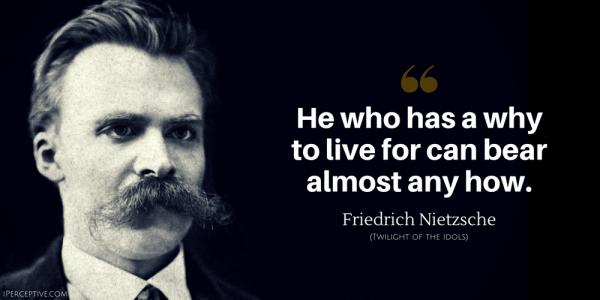 Friedrich Nietzsche Quotes - iPerceptive