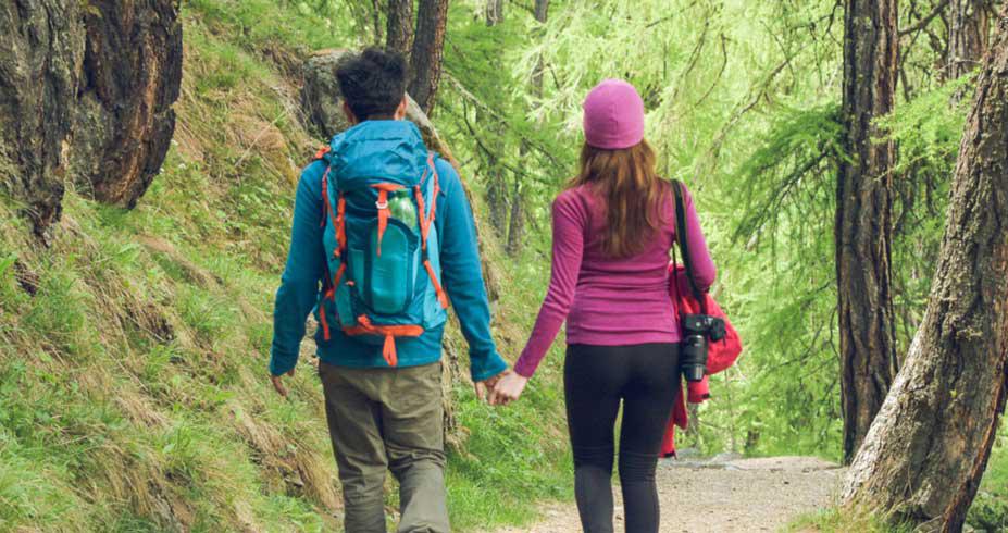 Disfruta del Camino de Santiago y despreocúpate de la mochila