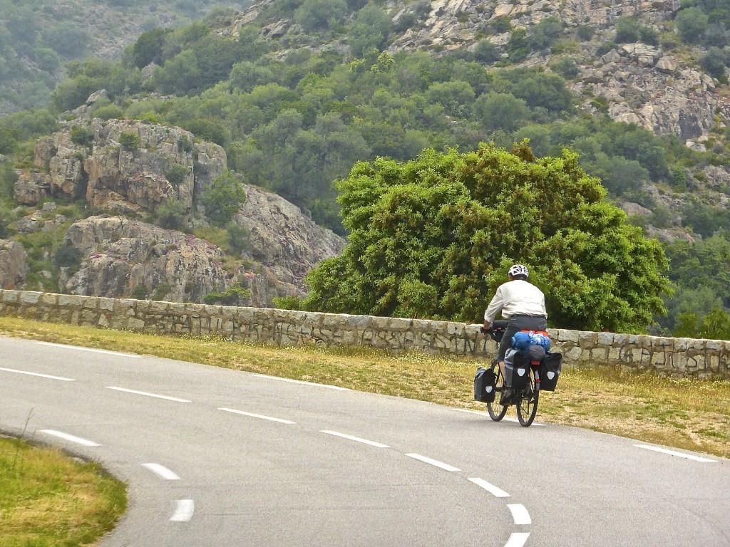 Alforjas para el Camino de Santiago en bici