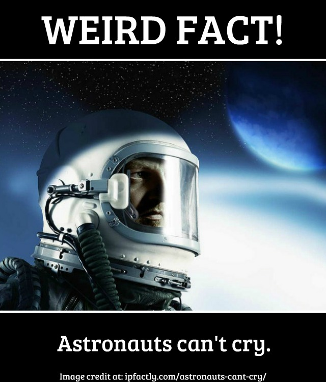 astronaut space facts - photo #15