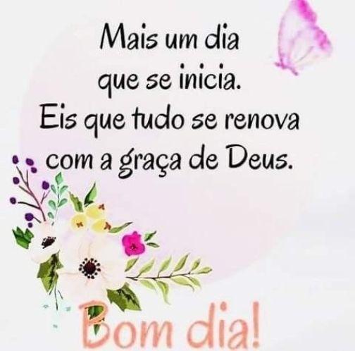 Bom dia com Deus