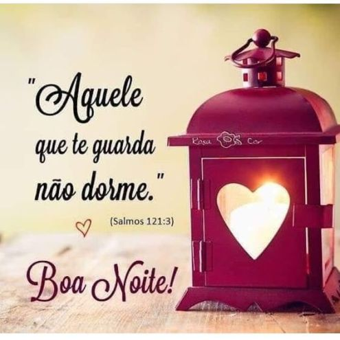 Boa noite com fé e esperança para todos dormir feliz