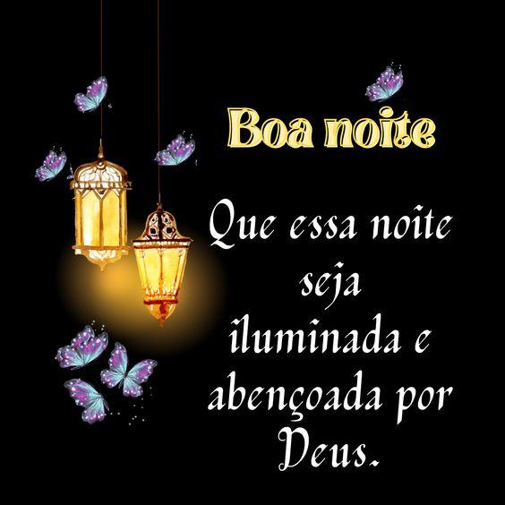 Mensagem linda de boa noite linda de boa noite