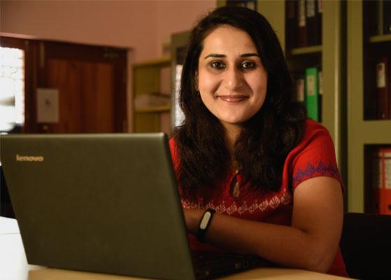 Aneesha Ahluwalia