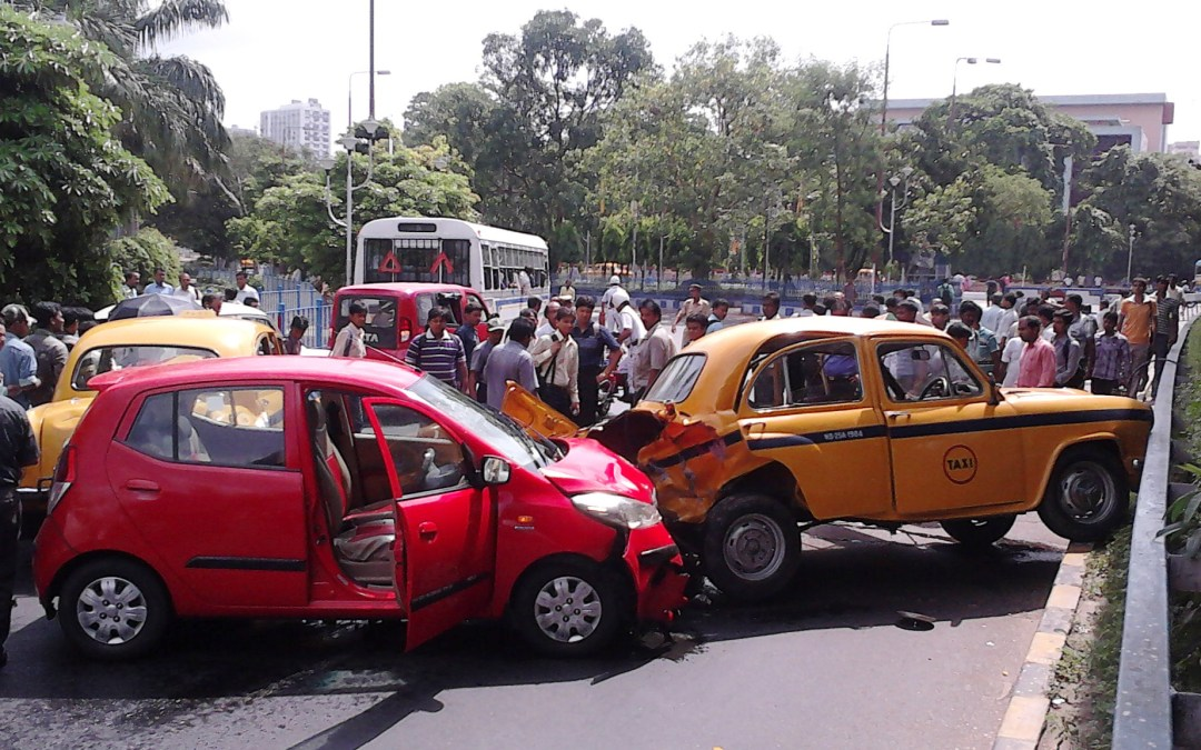 Road Traffic Injuries-An Ignored Public Health Issue in India