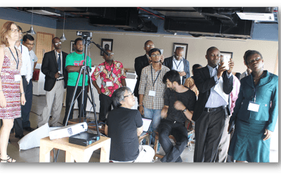 Reflections of e-learning workshop 2015 by Babatunde Ayinla