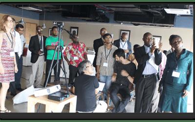 Reflections of e-learning workshop 2015 by Babatunde Ayinla