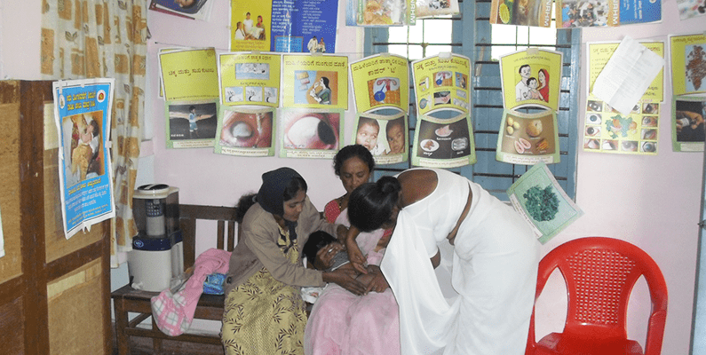 Dr Vijayashree's interview with Healthcare Executive Magazine
