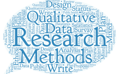 Research methods seminar series – 2