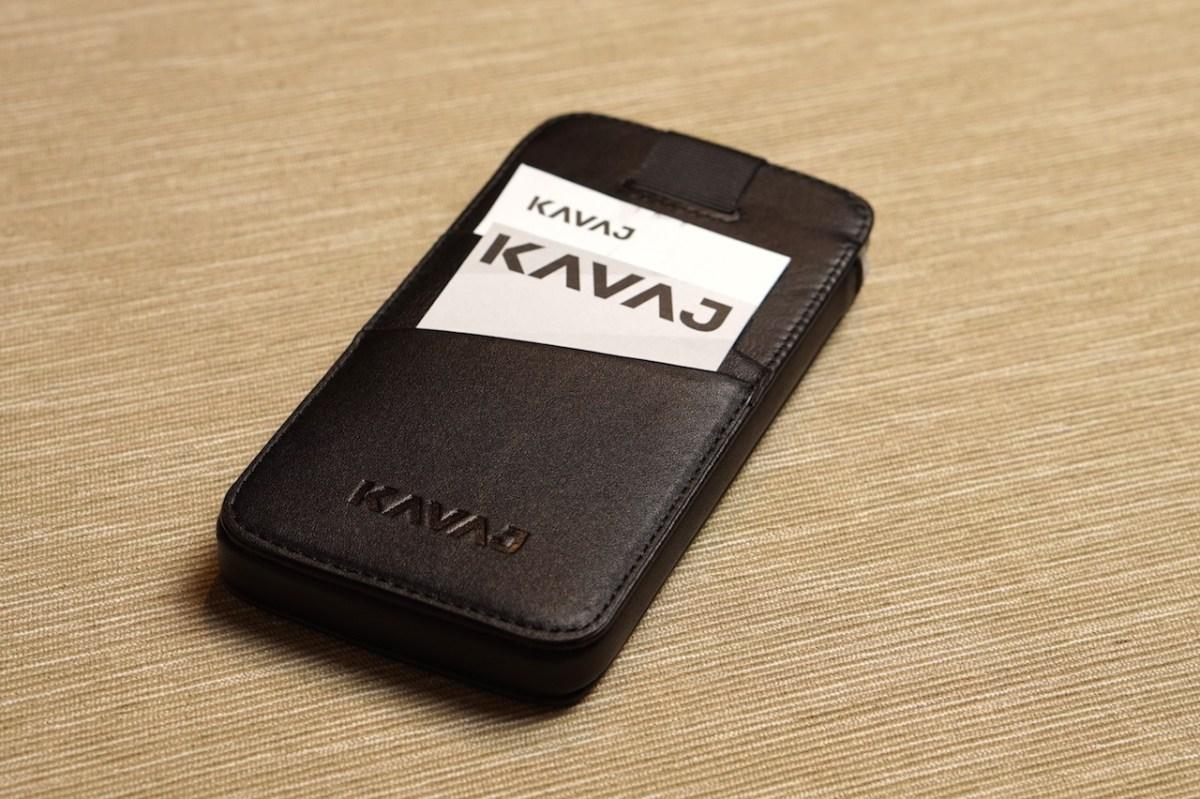 iPhone 6 Kavaj Ledertasche hochwertig empfehlenswert
