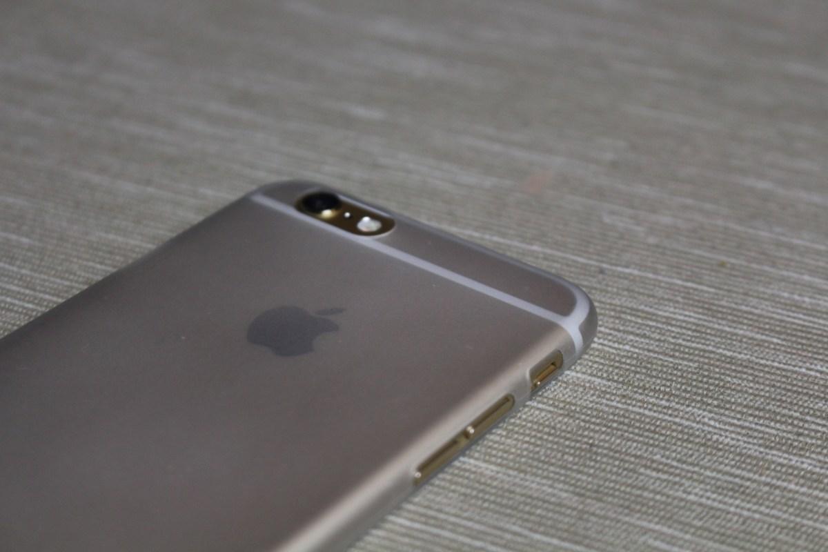 Puro UltraSlim iPhone 6 cover