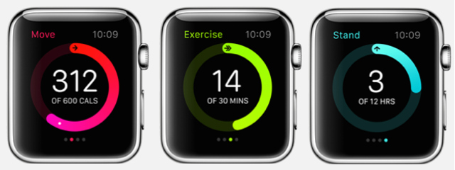 Fitness Tracker Apple Watch