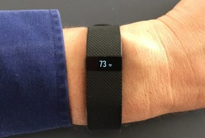 Fitbit Charge HR Herzfrequenz