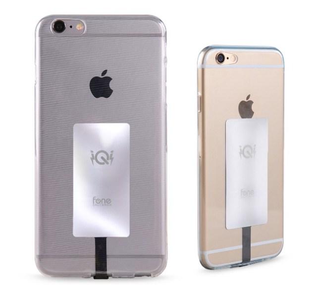 kabellos aufladen iPhone qi