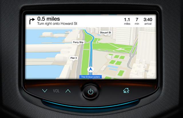 iOS 7-Integration im Auto