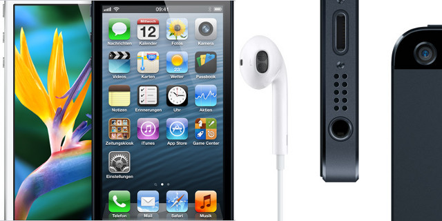 iPhone 5 Apple Details