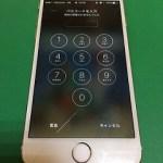 【修理実績No.280】iPhone6Sのフロントパネルガラス割れ