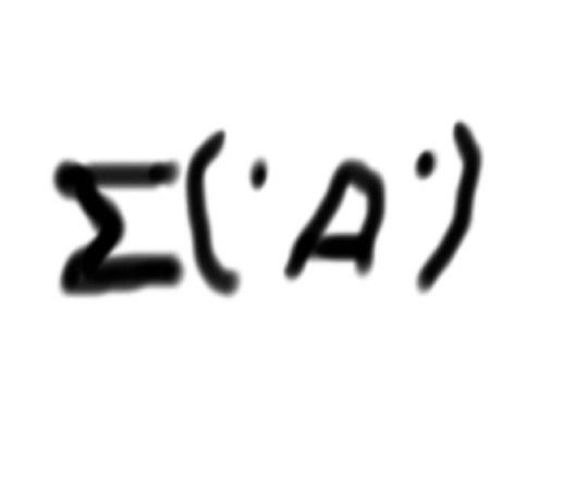 iPhoneで顔文字を自作したい!おなら顔文字も簡単にw