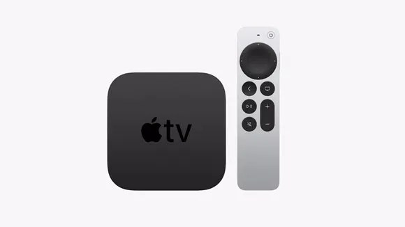 Apple TV 4K new Siri Remote