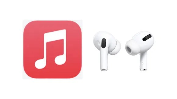 Apple Music AirPods
