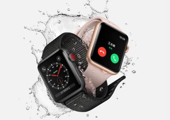 Apple watch 3 china
