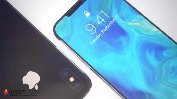 iPhone XI コンセプトiDrop News