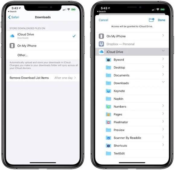 iOS13 Safari MacRumors
