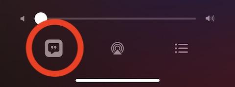 Apple Musicで歌詞を表示させる方法。歌詞が表示されない時は。