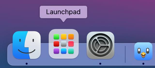 ディスクユーティリティを開く Mac