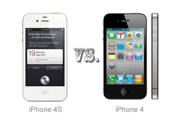 difference between iphone 4 and 4s iphone 4 et iphone 4s la diff 233 rence iphone occasion 2973