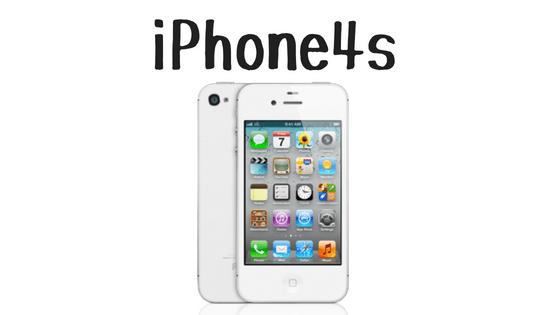 iPhone10周年を振り返る iPhone4s