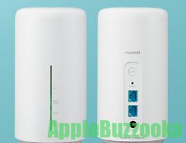 Speed Wi-Fi HOME L02