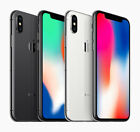 Apple iPhone X – 64GB 256GB – Factory Unlocked ( CDMA + GSM ) Smartphone